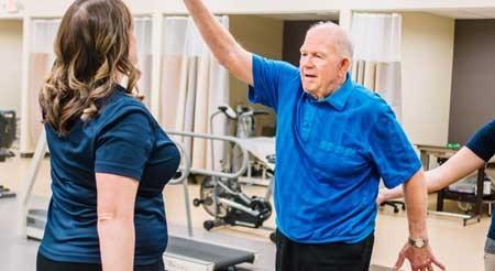 حرکات ورزشی برای پارکینسون