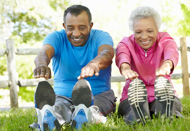 حرکت تعادلی برای بیماری پارکینسون