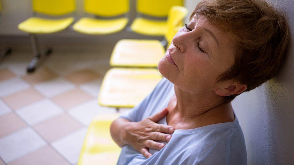 درد ناشی از بیماری MS