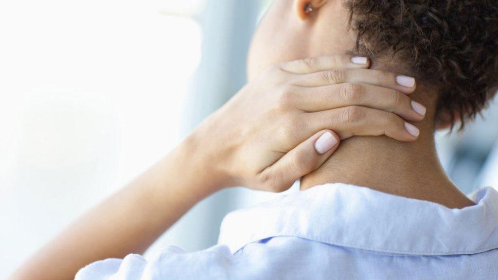 علت درد مزمن گردن