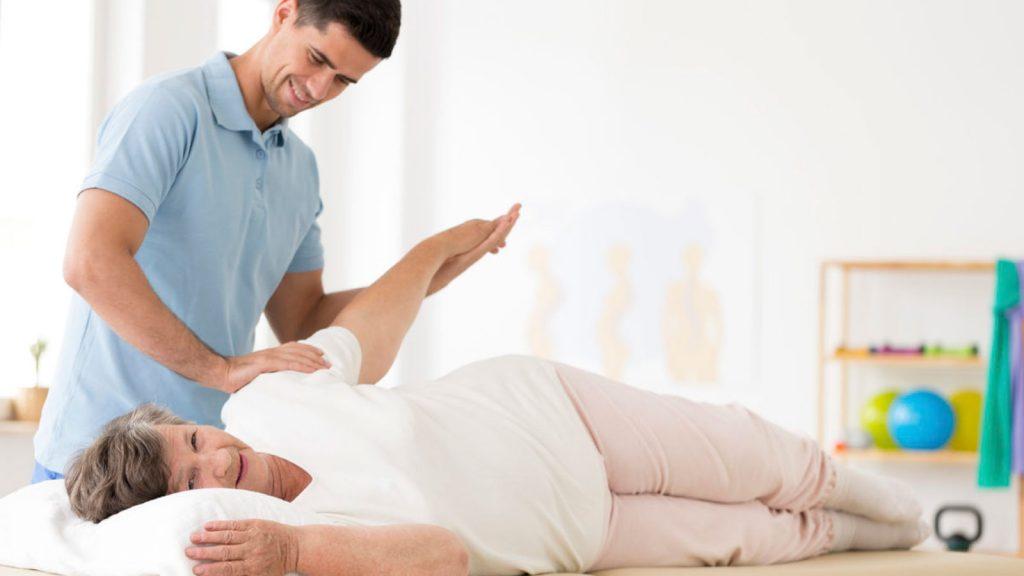 درمان آرتروز با فیزیوتراپی