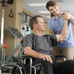 فیزیوتراپی برای آسیب نخاعی