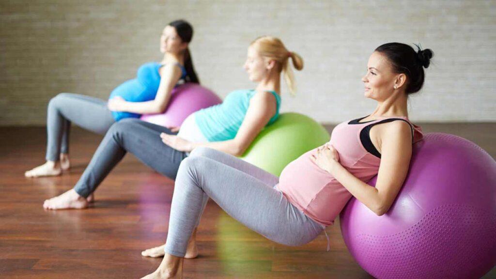 فیزیوتراپی بارداری