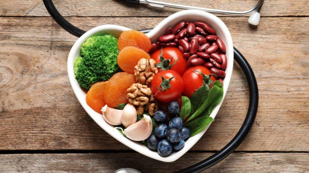 رژیم غذایی سالم برای تقویت سیستم ایمنی بدن
