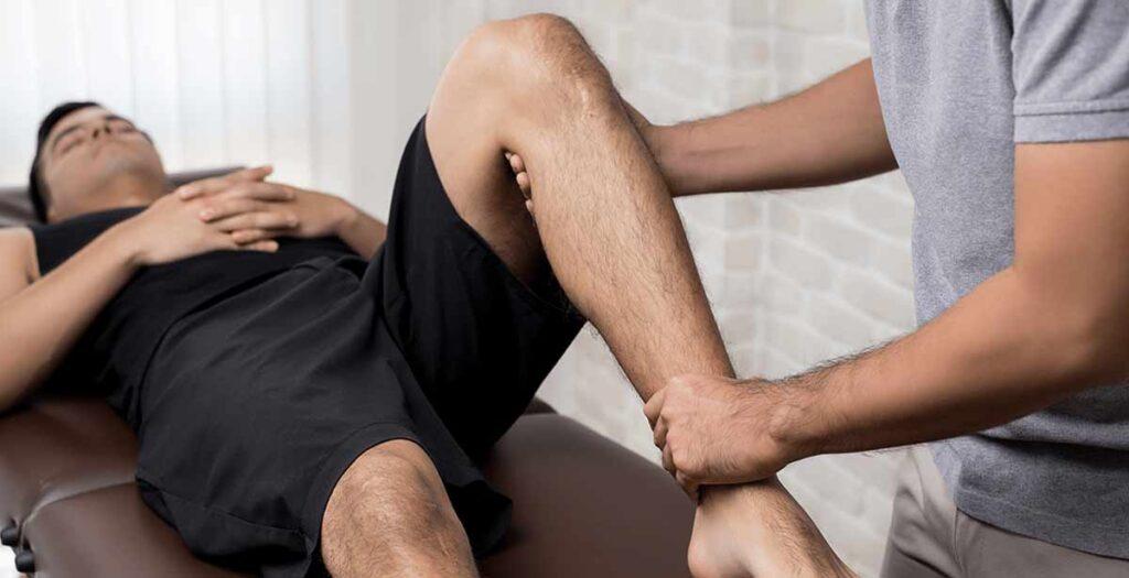 تشخیص پیچ خوردگی زانو