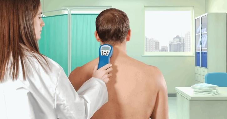 لیزر درمانی دیسک گردن